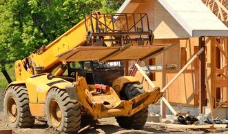 Telehandler operator training Zoom-Boom Forklift Construction fork truck telescoping fork lift
