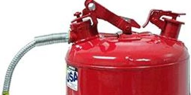 Flammable fuel safety propane awareness training Propane tank exchange Ontario Fire Code