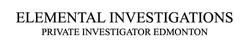 Elemental Investigations: Private Investigator Edmonton