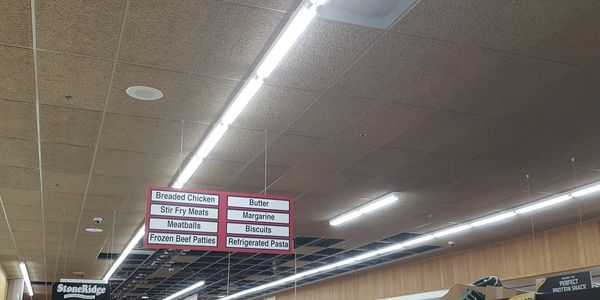 acoustical drop ceiling repair replacement Wisconsin