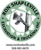 Ron Sharleville Excavation  &  Trucking  inc