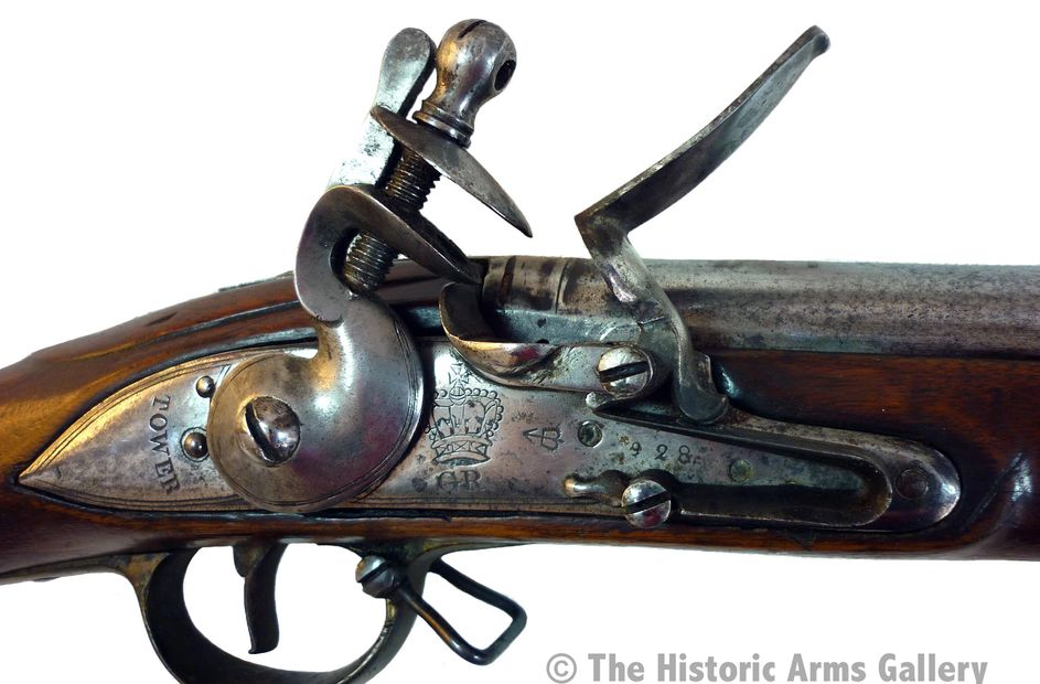 India Pattern Regulation Brown Bess Musket
