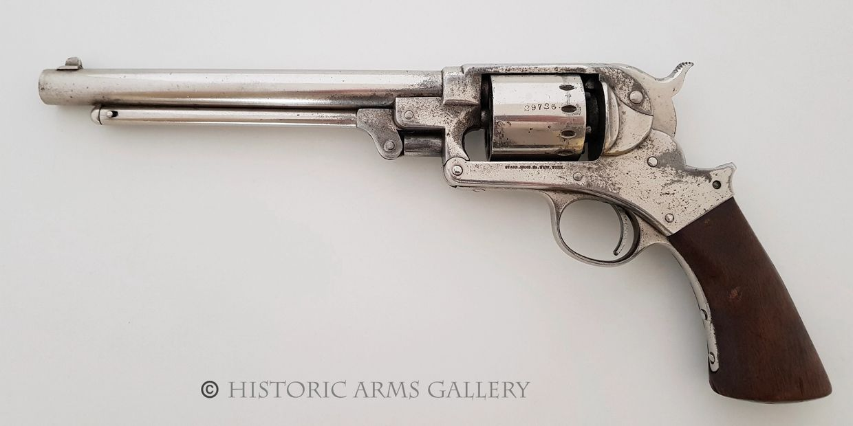 Starr Arms Company 1863 Single Action Army .44 Percussion Revolver