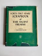 42 yrs Scrapbook of rare ancient firearms