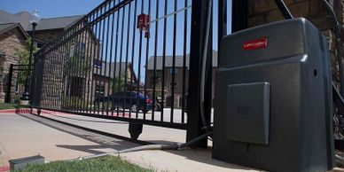 Slide Gate, Cantilever Gate, Chain Drive, Rail Drive, Residential, Commercial, Industrial, Knox