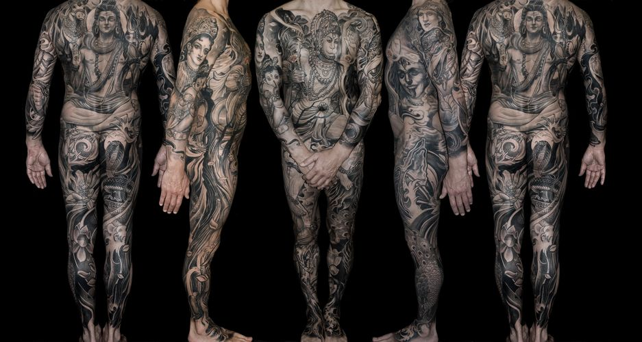 Tattoo Full Body Art