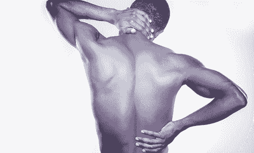 Massage and manual therapy for neck and back pain relief at Kinetix muscle therapy in wynne ar