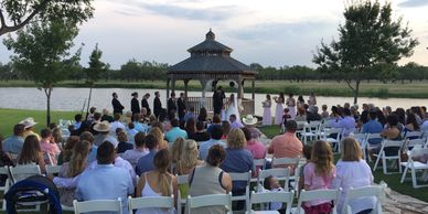 Wedding at Cain's Cove