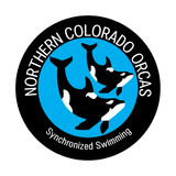 Northern Colorado Orcas Synchronized Swimming