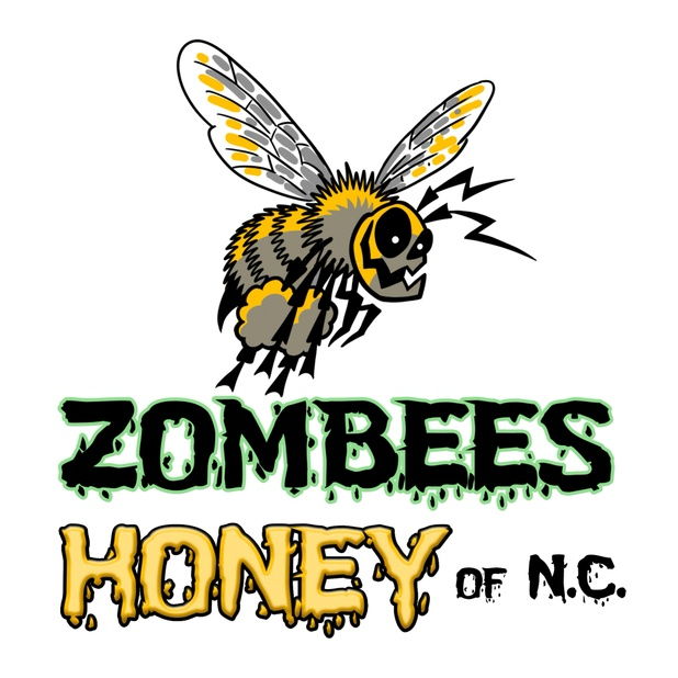 Zombees Honey of NC