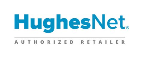 Hughesnet satellite internet authorized dealer logo