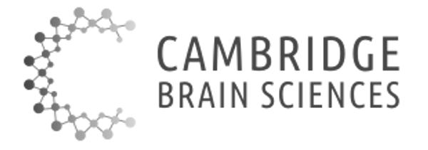 Cambridge Brain Sciences cognitive brain health assessment. Cognitive test for dementia, concussion.