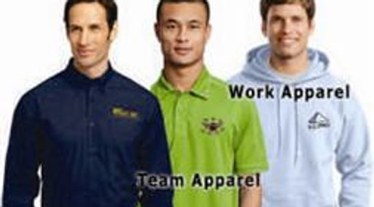 corporate apparel, logowear