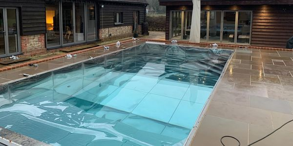 stainless steel swimming pool deluxe made to order bespoke pools