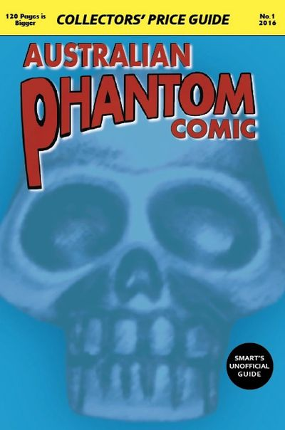 The Phantom Comic Collectors' Guide