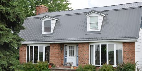 Metal Roofing in Buffalo