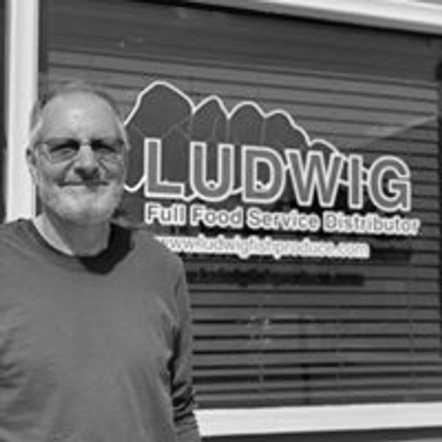Tom Robinson owner of Ludwig Fish & Produce Co., Inc.