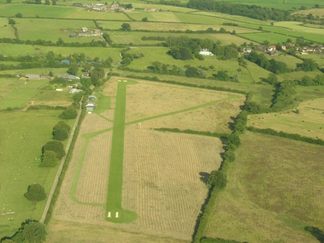 Holmbeck Farm Airfield
