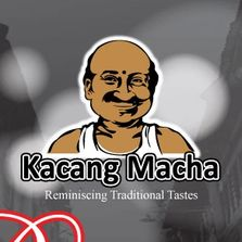 First Kacang Macha Logo