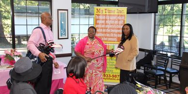 BJAGA partnered with My Time Inc to support mothers with breast cancer who have children with autism