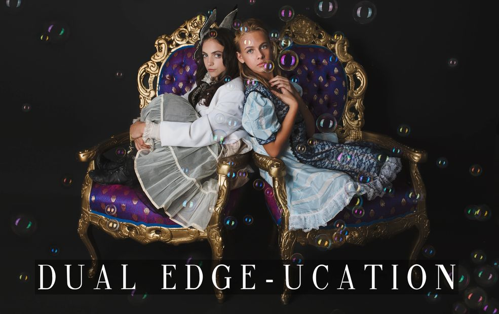 Studio photography by Dual Edge Photography