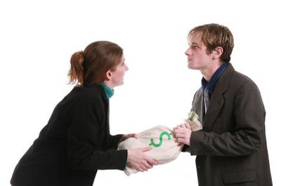 Alimony spouses fighting over money. Barbra Amron Weisberg PA to handle Alimony issues.
