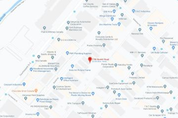 Google Map for BPT Components