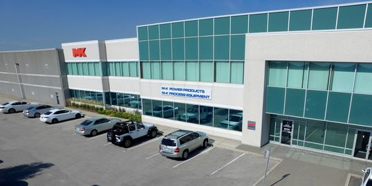 Head office located in Mississauga, Ontario.