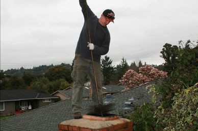Clean Rite Chimney Sweep Chimney Cleaning Chimney
