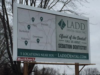 Sedation Dentistry is offered at all six of our LADD Dental Group locations.