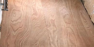 timber subfloor marine plywood