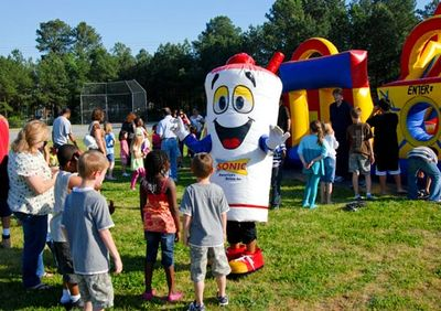 See Our Fun Sonic Dacula Event Links on left side