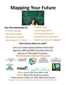 New program developed by Wayne Pike Workforce Alliance and WPALP