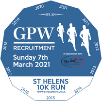 GPW Recruitment St Helens 10K