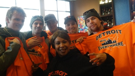 Detroit We're Everywhere apparel LLC