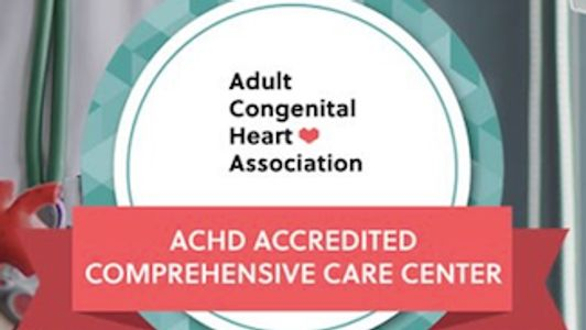 Adult Congenital Heart Association advocating for adults with CHD comprehensive health care centers