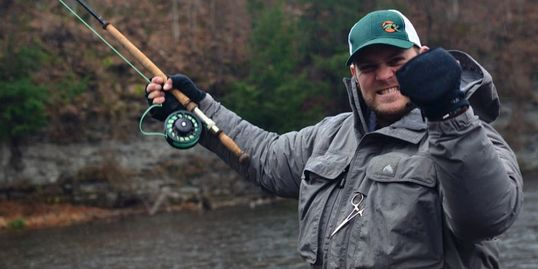 Spey Nation is anywhere that 2 handed fly rods are being utilized to chase gamefish, anywhere flies