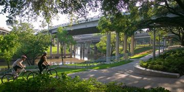 Van Wagenen Houston Buffalo Bayou