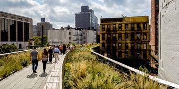 Van Wagenen The High Line