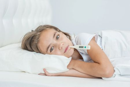 In-home sick visits for pediatrics