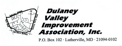 Dulaney Valley Improvement Association