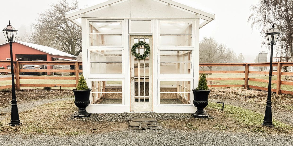 DIY Greenhouse, Mama Bees Farm, Antique window Greenhouse, Mama Bees Farm