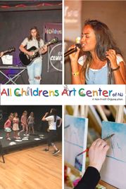 All Children's Art Center multi-image collage