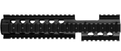 AR-15 Quad Rail - Drop In Quad Rail - Free Float AR-15 Keymod M-LOK - Free Float MAGPUL M-LOK