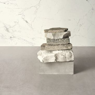 Natural Stone ranges from beautifully veined Marble to rustic Travertine and versatile Slate tiles.