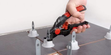 Tools Required for wall and floor tiles by la fabrico Exeter Devon