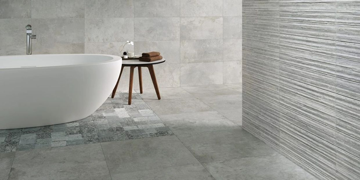 WALL TO FLOOR TILE LUXURY for the South West serving Tiles to Exeter, Devon Somerset & Cornwall.