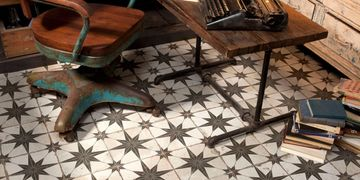 decorative and patterned wall and floor tiles by la fabrico Exeter Devon