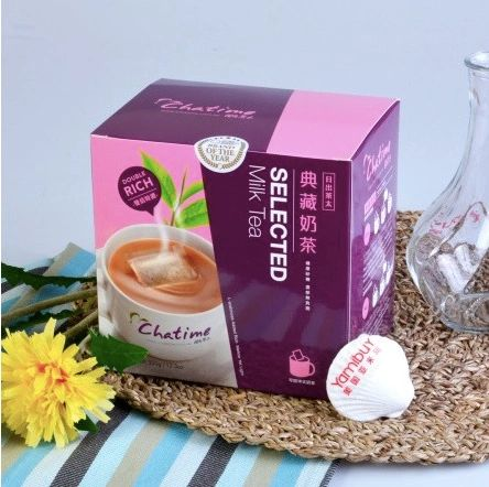 Chatime Instant Milk Tea Review