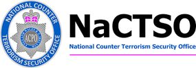 NaCTSO logo. National Counter Terrorism Security Office